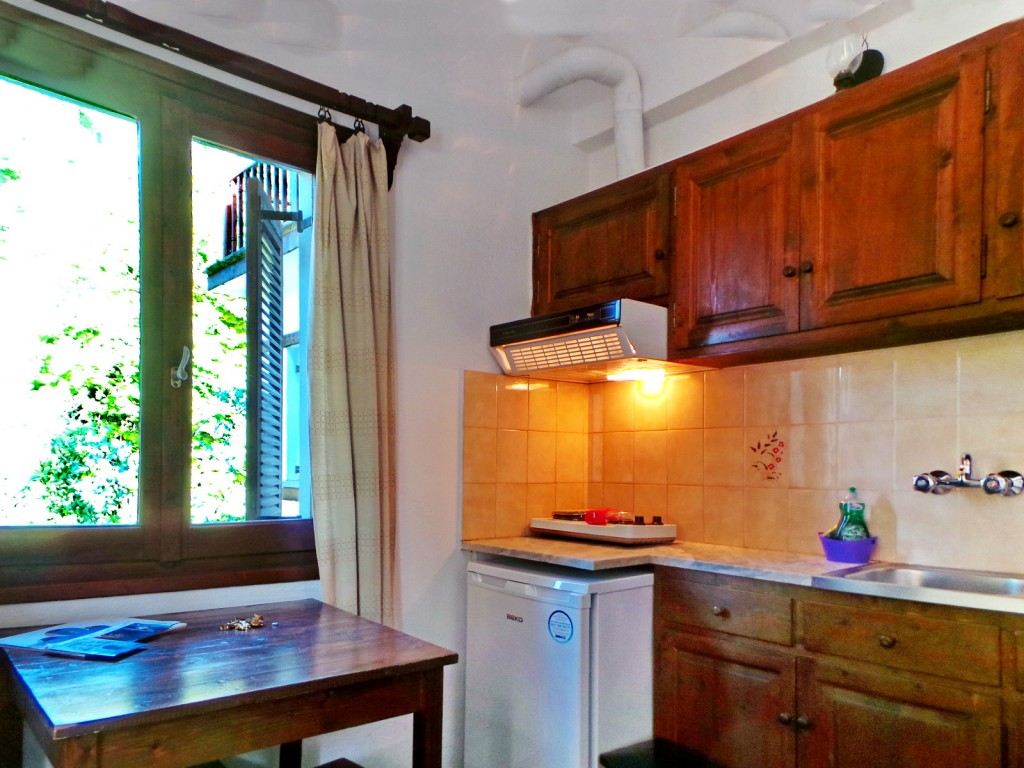Family accommodation in Chorefto Pelio Greece