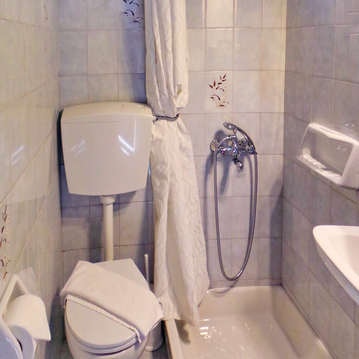 Family accommodation in Chorefto Pelio Greece