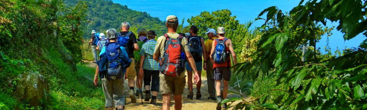 Go hiking with safety in Pelio
